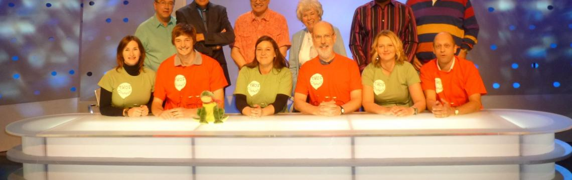 Life Cycle UK beat the BBC2 Eggheads