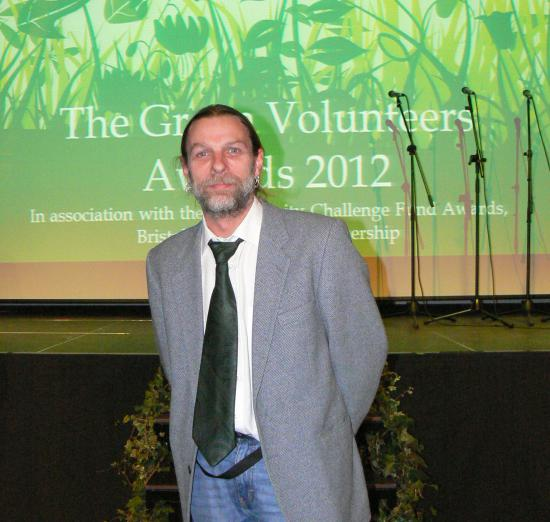 Green Volunteer of the Year shortlist