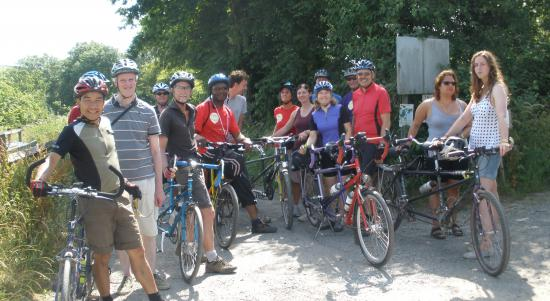 Life Cycle UK wins £3000 from Lloyds Community Fund to continue inclusive cycling work